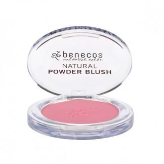 Benecos Natural Poskipuna mallow rose 5,5 g