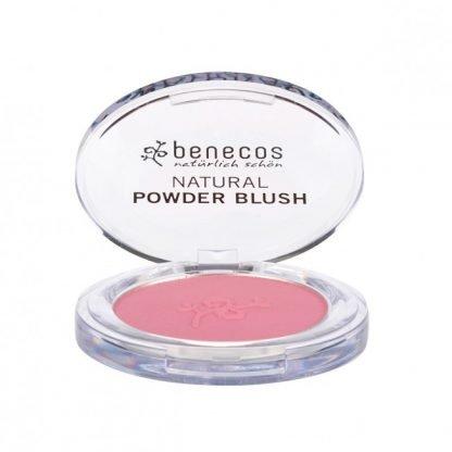 Benecos Natural Poskipuna mallow rose 5,5 g