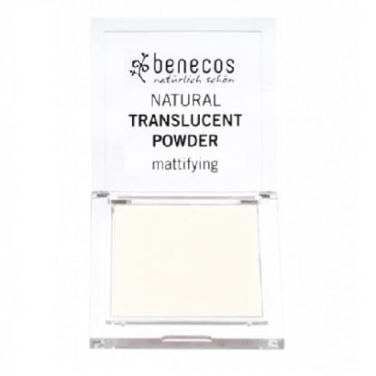 Benecos Puuteri Natural Translucent Mission invisible 6,5 g