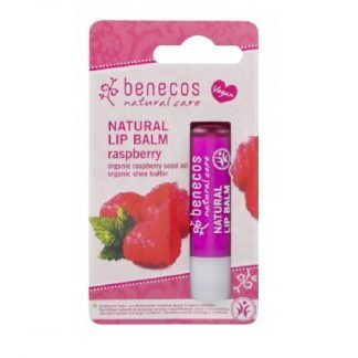 Benecos Natural Huulivoide Vadelma Blistered Rasberry 4,8g