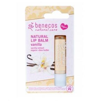 Benecos Natural Huulivoide Blistered Vanilla 4,8g