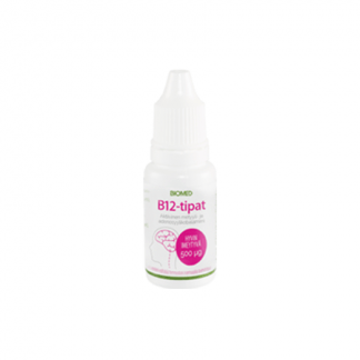 Biomed B12-tipat 15ml