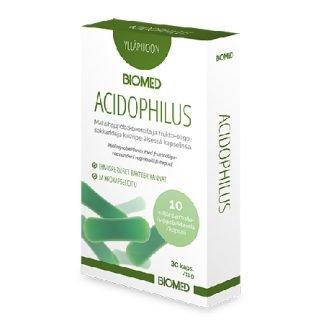 Biomed Acidophilus 30 kaps