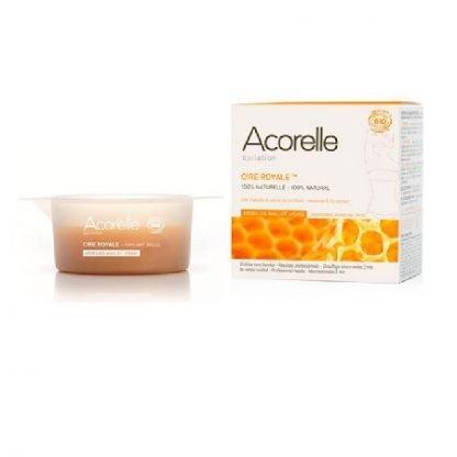 Acorelle Royale Wax Lämpövaha 100g Beeswax & White Lily