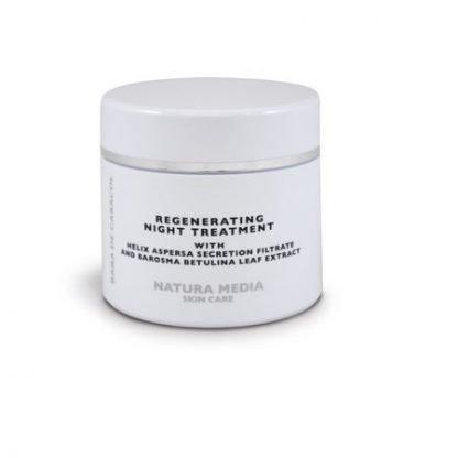 Baba de Caracol Regenerating Night Treatment Yövoide 50 ml