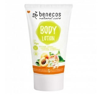 Benecos Natural Body lotion apricot & elderflower 150ml