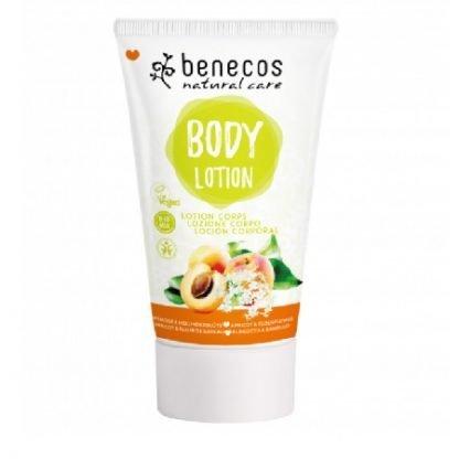 Benecos Natural Body lotion apricot & elderflower 150ml