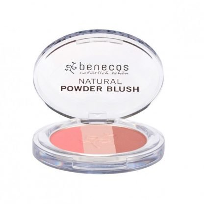 Benecos Natural Poskipuna Trio blush Fall in love 5,5 g