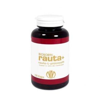 Biosorin Rauta+ 120 kaps