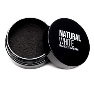 Natural White Luonnollinen Hampaidenvalkaisujauhe 15g