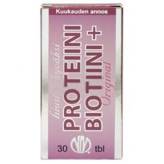 Proteiini Biotiini+ 30 tbl