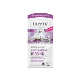 Lavera Skin Smoothing Mask Kasvonaamio 2 x 5 ml