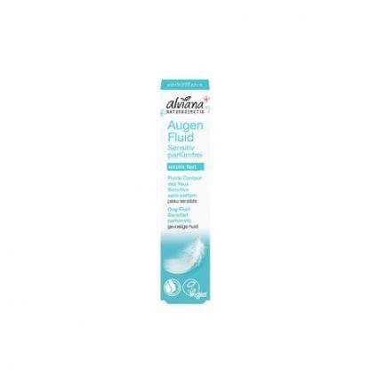 Alviana Sensitive Silmänympärysvoide 15 ml