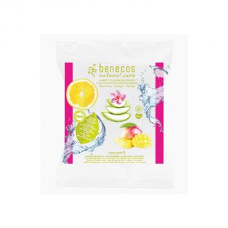 Benecos Happy Cleansing Wipes Kosteuspyyhe 25kpl