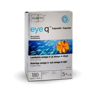 EyeQ 180 kaps Omega-3