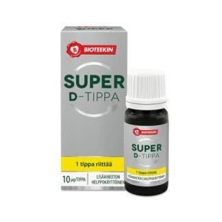 Super D-Tippa 10μg 8 ml