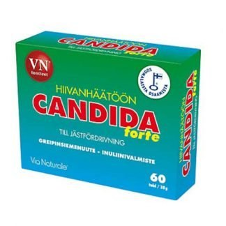 Candida Forte 60 tbl