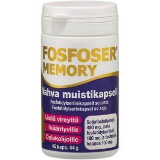 Fosfoser Memory 45 kaps
