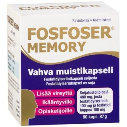 Fosfoser Memory 90 kaps
