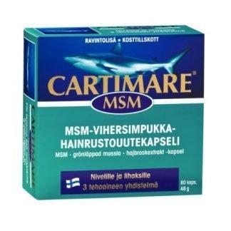 Cartimare MSM 80 kaps
