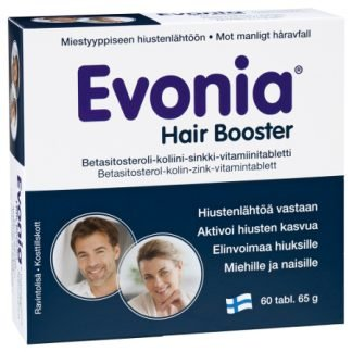 Evonia Hair Booster 60 tbl