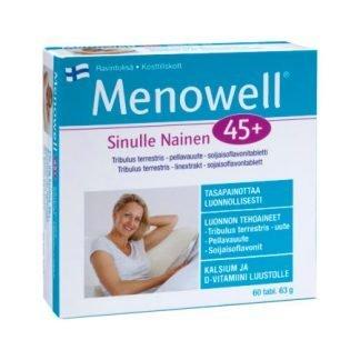 Menowell 45+ 60 tbl