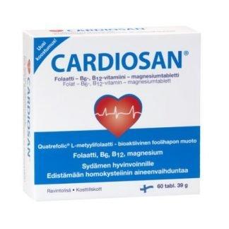 Cardiosan 60 tbl