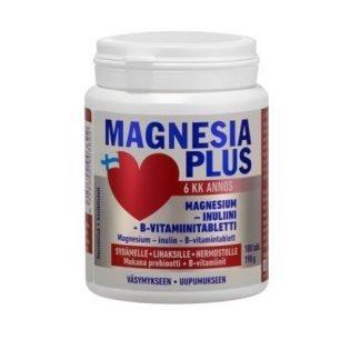 Magnesia Plus 180 tbl