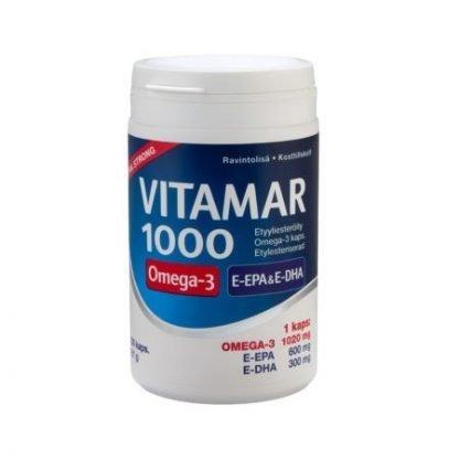 Vitamar 1000 Kalaöljykapselit 100kaps