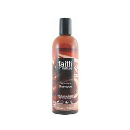 Faith in Nature Suklaa Shampoo 250ml