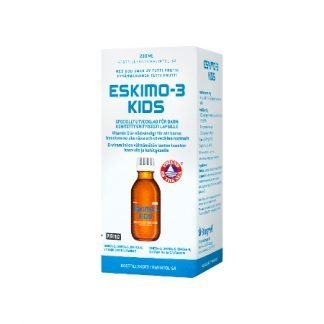 Eskimo-3 Kids Kalaöljy 210ml
