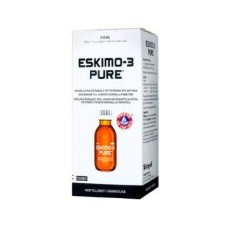 Eskimo-3 Pure Kalaöljy 210ml