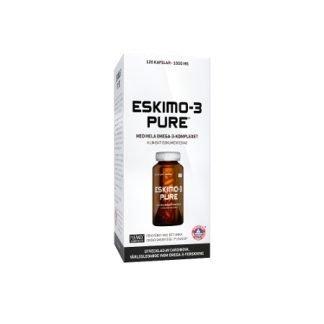 Eskimo-3 Pure kalaöljykapseli 120 kaps