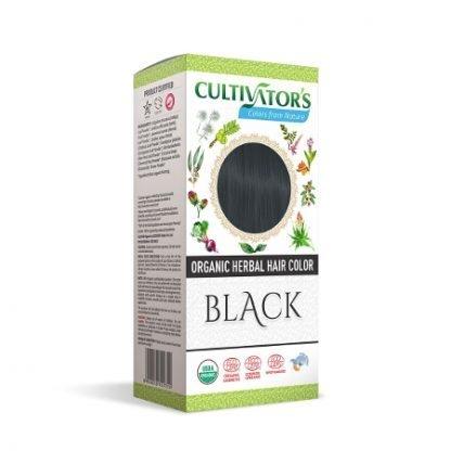 Cultivator's Kasvihiusväri – Black 100g
