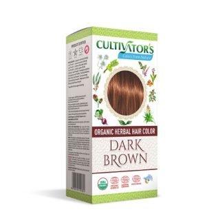 Cultivator's Kasvihiusväri - Dark Brown 100g
