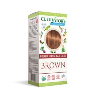 Cultivator's Kasvihiusväri – Brown 100g