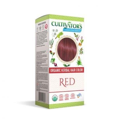 Cultivator's Kasvihiusväri – Red 100g