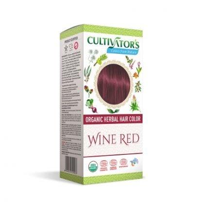 Cultivator's Kasvihiusväri – Wine Red 100g