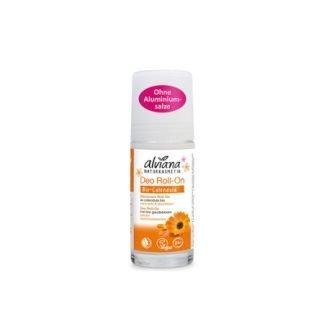 Alviana Roll-on deodorantti Kehäkukka 50ml