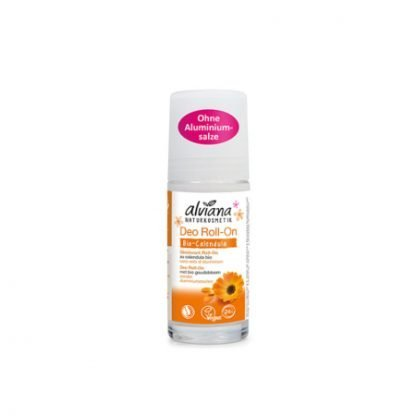 Alviana Roll-on deodorantti Kehäkukka 50ml