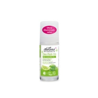 Alviana Roll-on deodorantti Lime 50ml