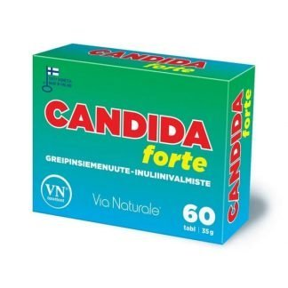 Candida Forte 60 tbl 6417612042207