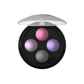 Lavera illuminating Eyeshadow quattro Lavender Couture 02