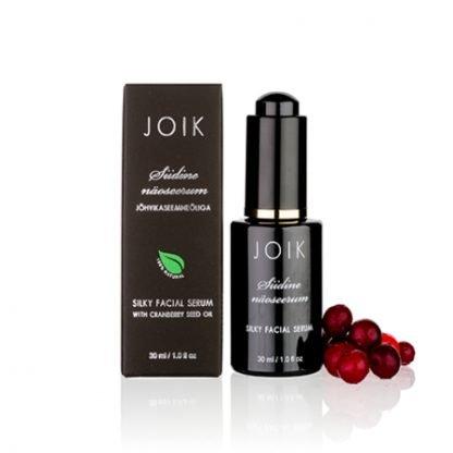 JOIK Silky facial serum with cranberry Kasvoseerumi 30ml