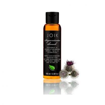 JOIK Deep-moisturizing Hair Mask Hiusnaamio Tehohoito 100ml