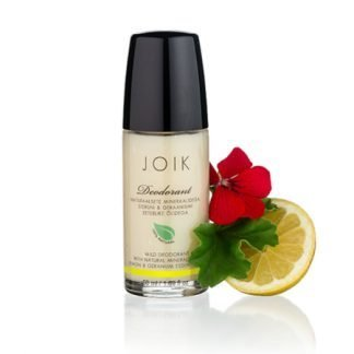 JOIK Lemon & Geranium Luonnollinen Deodorantti 50ml