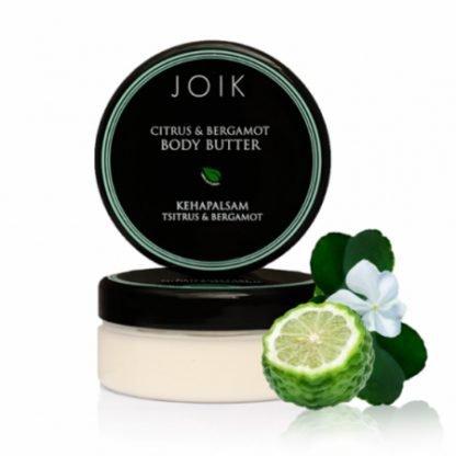 JOIK Body butter Citrus & Bergamot Vartalovoi 150ml