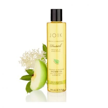 JOIK Shower oil Apple and Elderflower Suihkuöljy 200ml