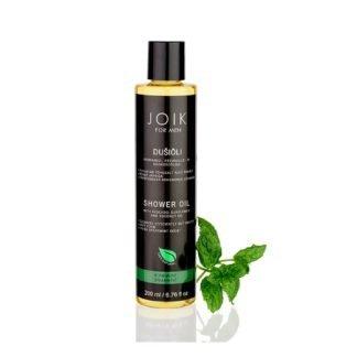 JOIK Shower Oil For Men Spearmint Suihkuöljy Miehille 200ml