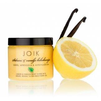 JOIK Lemon & Vanilla Vartalonkuorinta 205g